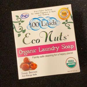 Eco Nuts Organic Laundry Soap 100 Loads